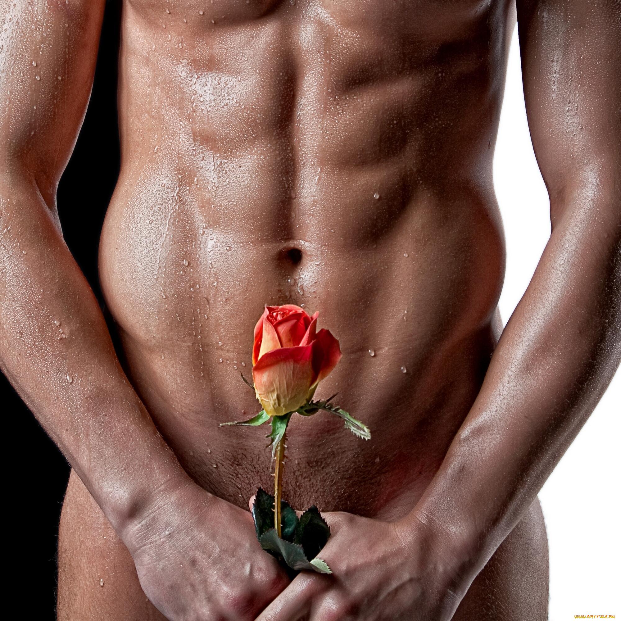 Арт эротика мужчины
